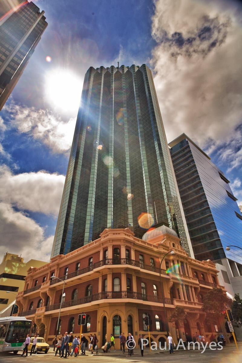 Bank West Building
