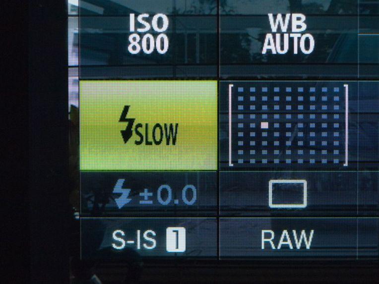 Slow Speed Sync