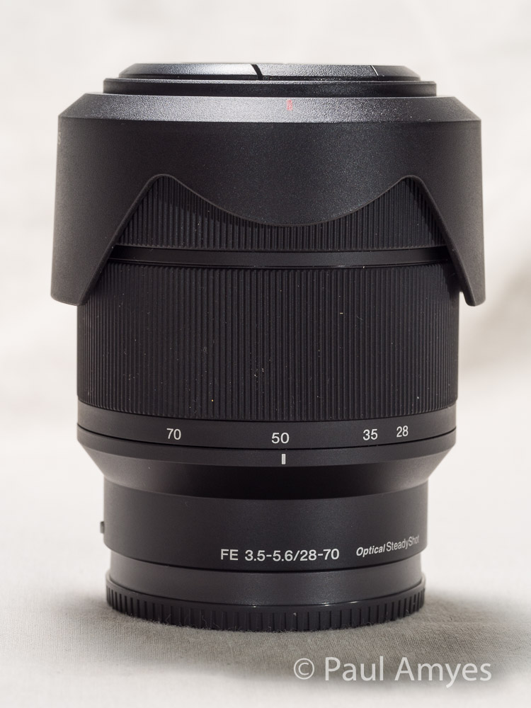 Sony 28-70mm f3.5-5.6 OSS